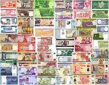 LOTTO AFRICA - Lotto 30 banconote differenti FDS - UNC