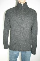 LEVI'S MAGLIONE UOMO FULL ZIP TG. L MAN CASUAL VINTAGE SWEATER A3268