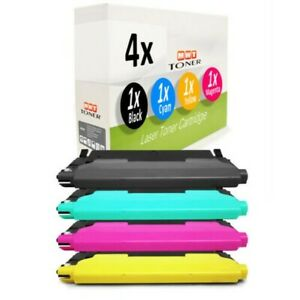 4x Toner For Samsung CLX-3305-W CLP-360-ND Xpress C-460-FW C-467-W SL-C-460-W