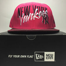 New Era 59Fifty New York Yankees 7 1/4 Fitted Baseball Cap Free Post