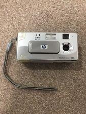 HP PhotoSmart 435 3.3MP Digital Camera - Silver