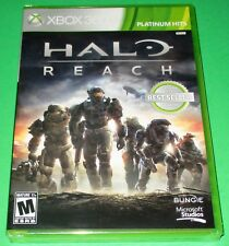 Halo: Reach Microsoft Xbox 360 *New! *Sealed! *Free Shipping!
