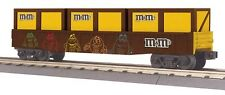 30-72050 MTH M&MS Gondola Car w/Crates