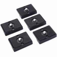 5pcs Quick Release Plate For Manfrotto 200PL-14 RC2 System 3030 3130 3160 DC464