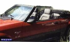 WEYER Cabrio Windabweiser Windschott Ford Mustang -89