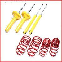 Kit Assetto Sportivo Ammortizzatori Molle Opel Corsa B S93 60:60mm TA:Technix 8