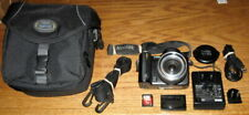 Kodak EasyShare P850 5.1 MP 12.0X IS Optical Zoom Black UVGC Guarantee Bundled