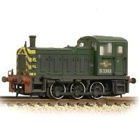 Graham Farish 371-063 N Gauge BR Green Class 03 No D2383