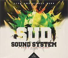 SUD SOUND SYSTEM - LIVE AND DIRECT 2006 -  CD + DVD NUOVO SIGILLATO