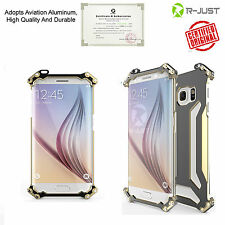 S6 Edge Cover Heavy Duty Durable Protective Case Samsung Galaxy S6 Edge Gold