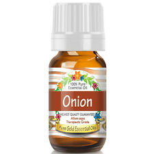 Onion Essential Oil (100% Pure, Natural, UNDILUTED) 10ml