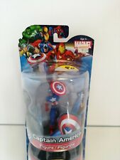 Monogram Marvel Captain America ca.9 cm
