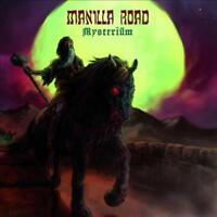MANILLA ROAD - MYSTERIUM NEW CD