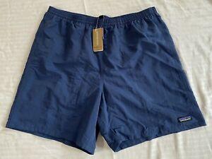 "Patagonia Baggies Long Shorts - Men's 5"" Inseam Sz. XL NWT"