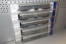 Roco H0 74600 - 74605 _ 5x FS Reisezugwagen, Personenwagen, Ep: IV _NEU