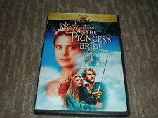 The Princess Bride Dvd- Cary Elwes, Robin Wright, Andre the Giant