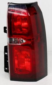 OEM Chevrolet Suburban Tahoe Right Side Halogen Tail Lamp Inner Lens Flaw