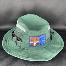 Polo Sport Ralph Lauren Sportsman Bucket Hat Green Limited Edition NWOT S/M