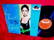 CATERINA VALENTE A toast to the girls LP 1958 AUSTRALIA EX MONO First Pressing