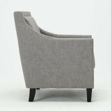 Taslo Gray Accent Chair