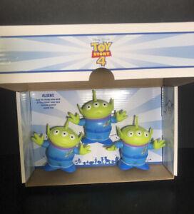 2018 Disney Pixar Toy Story 4 Figures - Aliens (Box of 3)