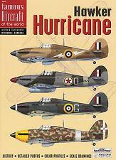 23914/ Squadron / Periscopio - Famous Aircraft - Hawker Hurricane - TOPP BUCH