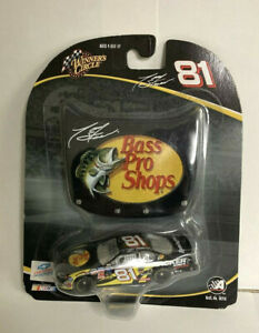 Winner's Circle  - Tony Stewart, Bass Pro Shops #81 Hood Series Car - NIP