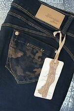 New COLLECTION * JEANS * CAMOUFLAGE * Military urban * goldapplikationen * t 42