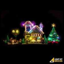 LIGHT MY BRICKS - LED Light Kit for LEGO  Winter Toy Shop 10249 set - NEW