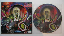 Iron Maiden picture lp disc Out of the silent planet limited edition