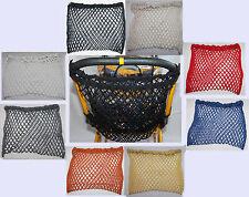 Sunnybaby puppenwagennetz einkaufsnetz avec fermeture velcro - 8 couleurs * NOUVEAU *