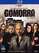 Gomorra Stagione 1 - Cofanetto 4 Blu Ray Nuovo Sigillato