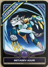 Brawlhalla - Metadev Asuri Code / Card / Legend Skin - All Platforms - PAX