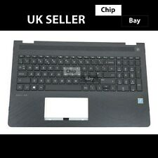 HP 15-BR SERIES PALMREST & KEYBOARD TOP CHASSIS COVER GREY 924522-031 0BW0C