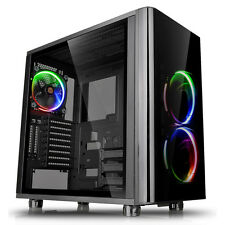 Thermaltake vista 31 VETRO TEMPERATO Limited Edition Mid tower 3x RGB riing Fan