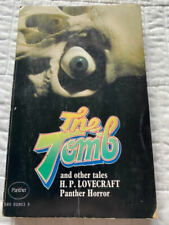 Lovecraft The Tomb and Other Tales 1970 Panther 1st printing