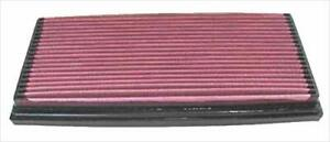 KN Engine Air Filter High Performance, Premium, Washable, Panel Replacement Fi