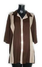 Da Vinci California Short Sleeve Button Front Shirt