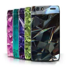 STUFF4 Back Case/Cover/Skin for Motorola RAZR XT910/Birth/Gemstone