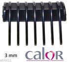 CALOR CS-00116968 SABOT 3 mm Peigne Guide coupe tondeuse TN5030 ROWENTA