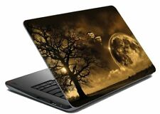 """Moon Laptop Skins Notebook Skin Sticker Cover Art Decal Fits 14.1"""" to 15.6"""""""