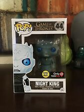 Funko Pop Game of Thrones 44 Gamestop Exclusive Glow Night King GITD Figure
