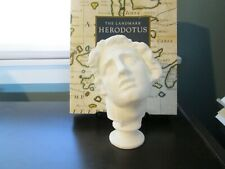 Alexander the Great Bust; 6-inch Statue of the Greek Macedonian King General