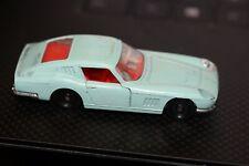 Vintage Siku V289 Ferrari Berlinetta Germany Light Blue Die-cast Car 1960s