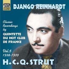 Django Reinhardt - H.C.Q. Strut [CD]