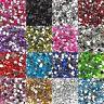 2000pcs sparkling Resin Rhinestone Flatback Crystal 14 Facets Gems beads,2mm