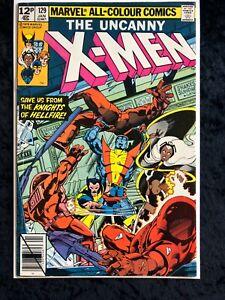 Uncanny X-Men 129 Comic 1st Kitty Pryde