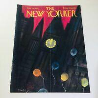 The New Yorker: Dec 30 1961 - Full Magazine/Theme Cover Beatrice Szanton