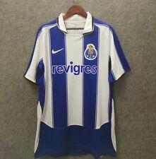 FC Porto 2003/2004 Deco 10 Champions League Home Jersey Size XL