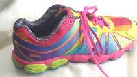 Nike New balance Women's/Girls Multicolor Running Sneaker KJ890PDG Shoes Size 5.